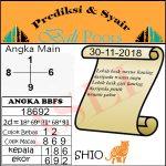 Syair Togel Bali 30 November
