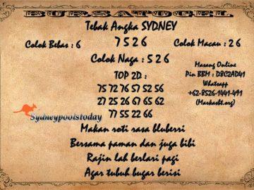 Syair Togel Sydney 11 Desember