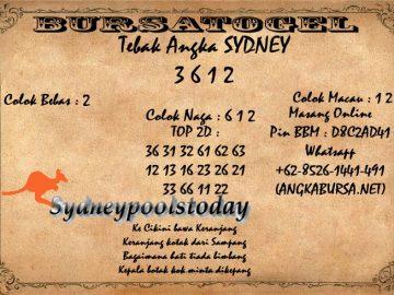 Syair Togel Sydney 31 Mei