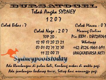 Syair Togel Sydney 31 Juli