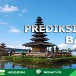 Prediksi Togel Bali Kamis 18 Februari 2021