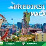 Macau Sabtu 13 Maret 2021